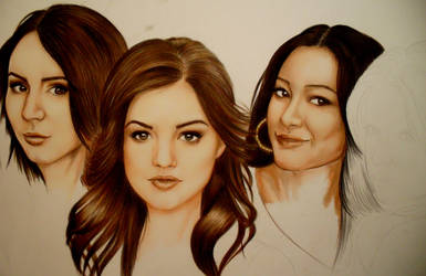 Pretty Little Liars WIP
