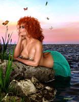 Mermaid's dream by Agr1on