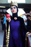 Evil Queen Cosplay by FLovett