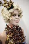 Effie Trinket cosplay by FLovett
