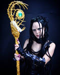 Rita Repulsa cosplay by FLovett