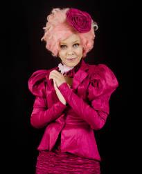 Effie trinket cosplay