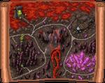 Lava World - Map