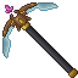 Relic Pickaxe by Balduranne
