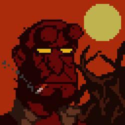 Hellboy Avatar by Balduranne