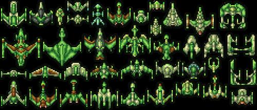 Star Trek - FASA Romulan Ships