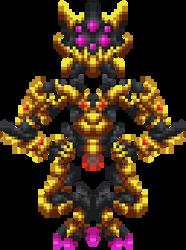 Pickrafter - Sun Guardian