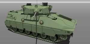 JDSF Type 89 IFV