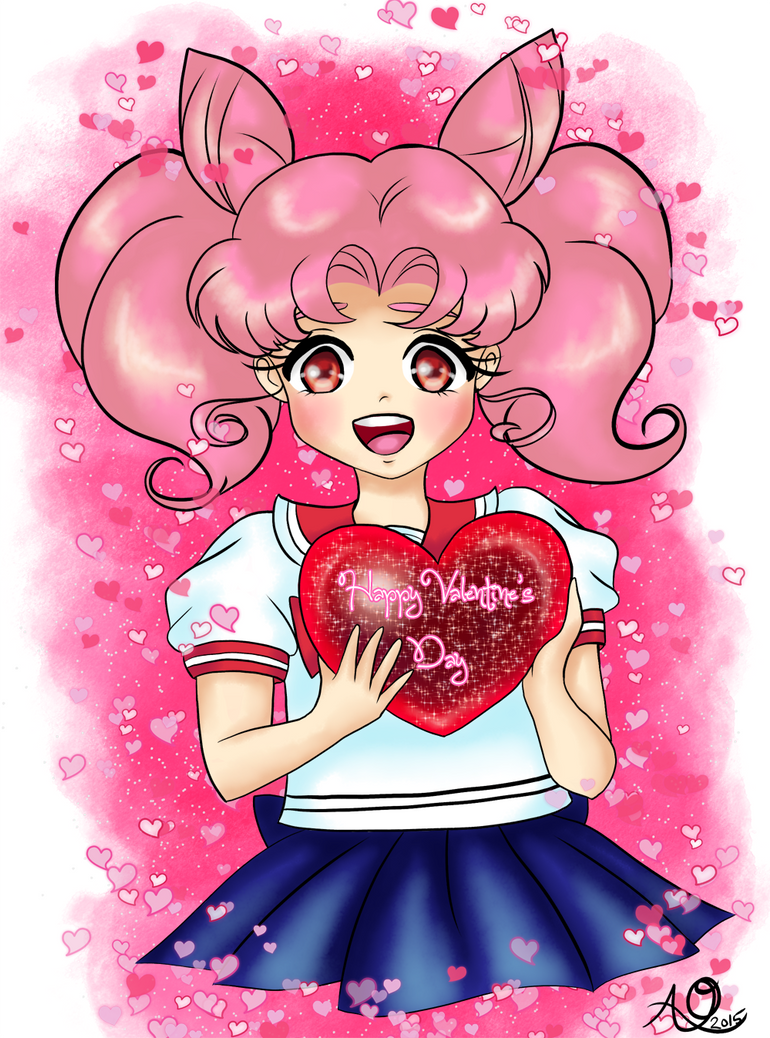 Valentine's 2015 by pristinepanda
