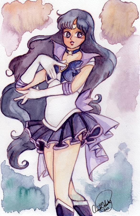 2017.1.9 - Sailor Astera by pristinepanda