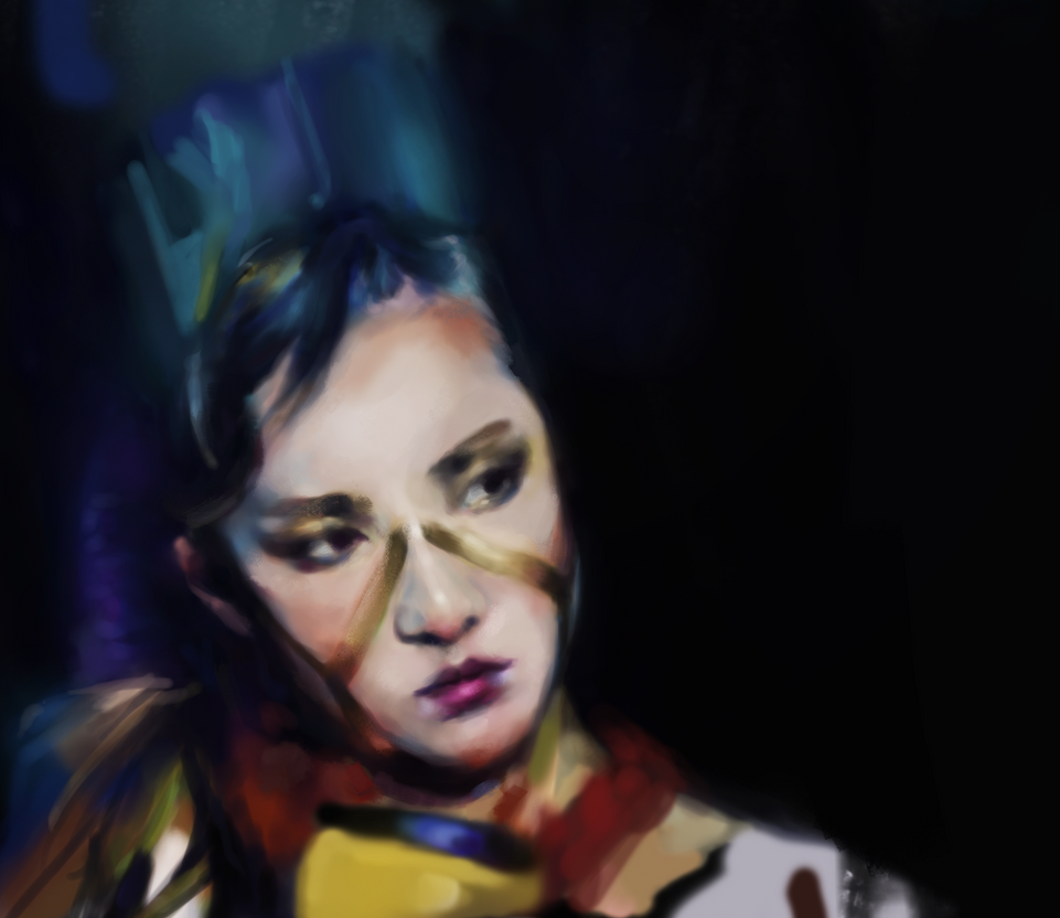 Dara study by DestinyBlooms