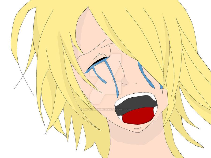 Kagamine Rin Crying Rin Kagamine Crying by
