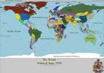 Kaiserreich, Geteilte Welt