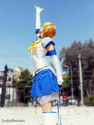 Eternal Sailor Uranus by LadyOfBarians