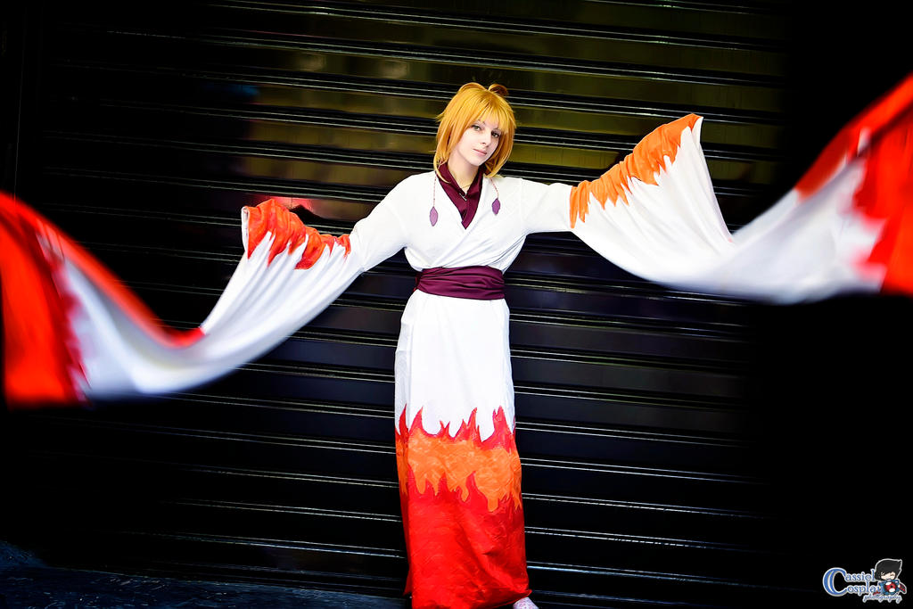 Sakura Hime cosplay by LadyOfBarians