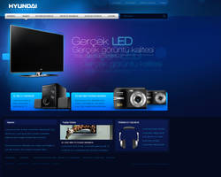 Hyundai Turkey Web Design by avcibulent
