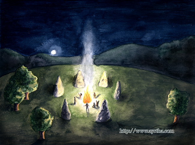Till the Dawn... by Ayrtha