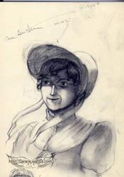 Jane Austen by Ayrtha