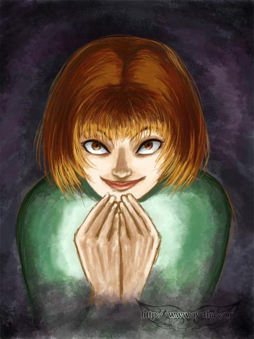 I Have A Secret... by Ayrtha
