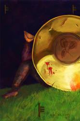 Ogam: Fern by Ayrtha
