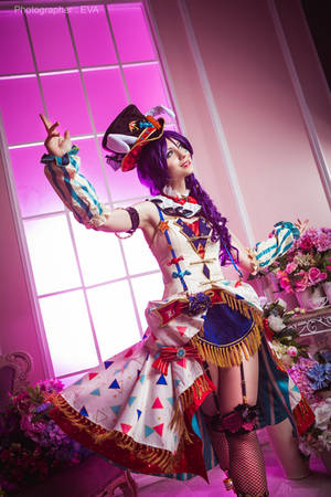 Circus Nozomi by Double-Spark-Cosplay