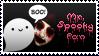 Mr.Spooky Fan Stamp by Gaster-Story