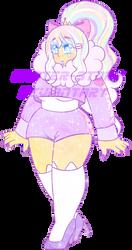 [CLOSED] Candy Cutie