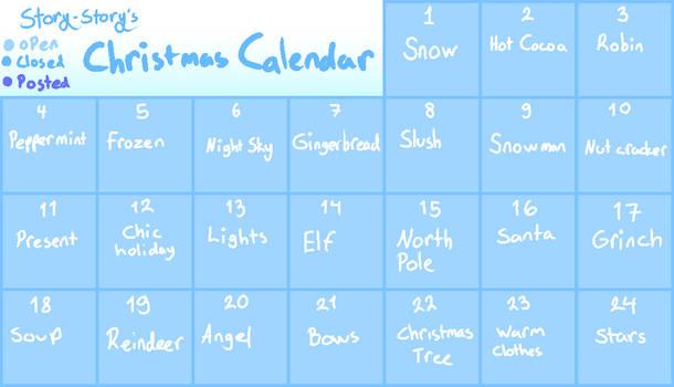 Open Adopt Calendar
