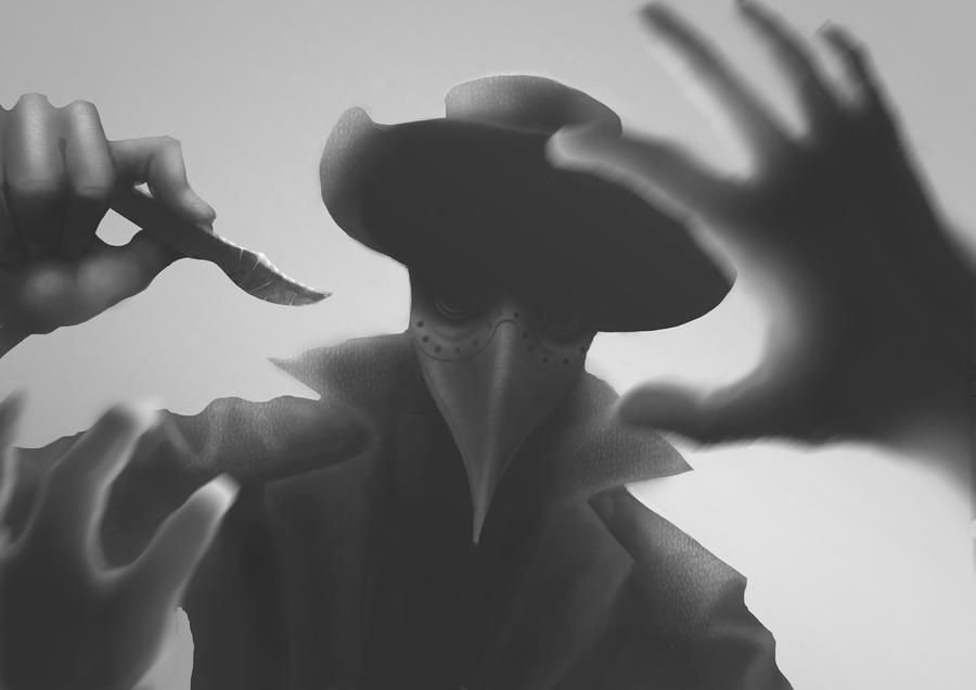 Plague Doctor by Imirr