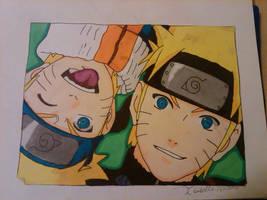 Naruto by djmeowmix247