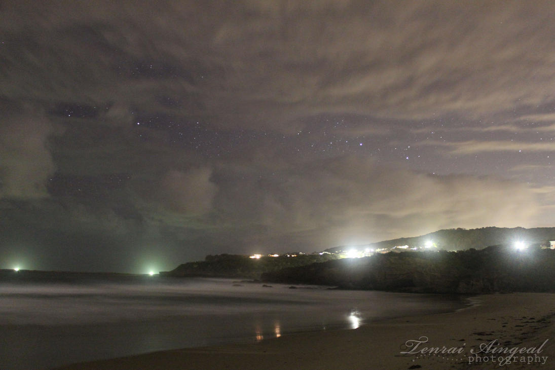 Nightscapes 2 by TenraiAingeal