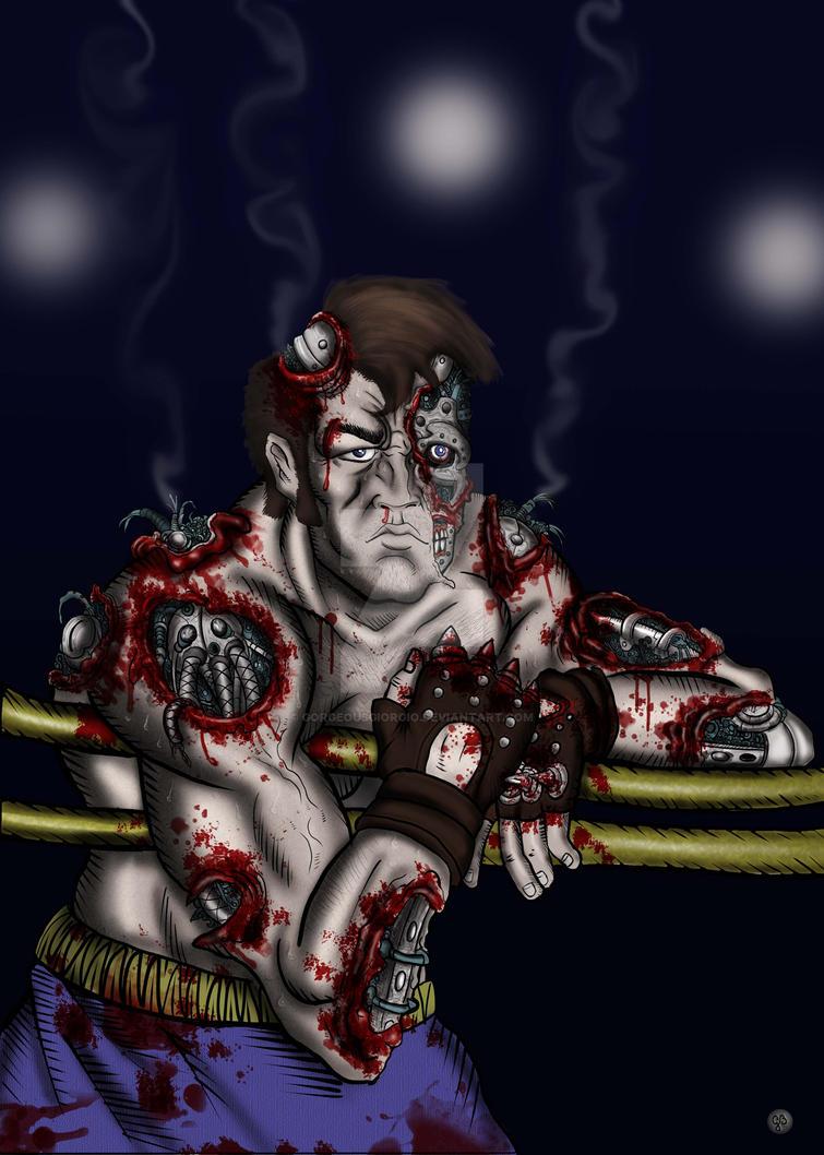 future boxer by GorgeousGiorgio