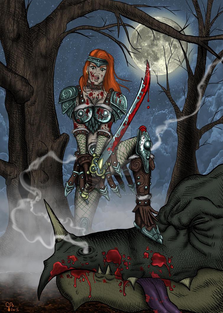 Dragonslayer by GorgeousGiorgio