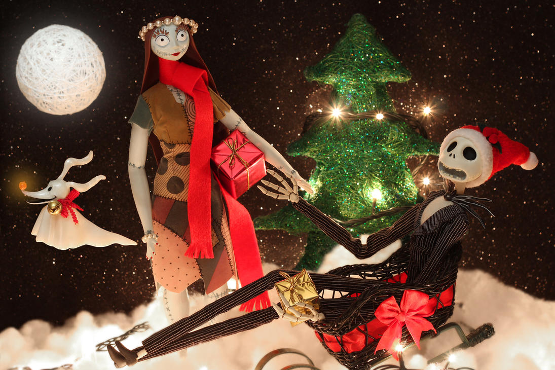 The Nightmare During Christmas by MarikoSusie