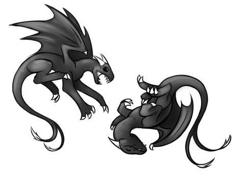 Bellus Dragons