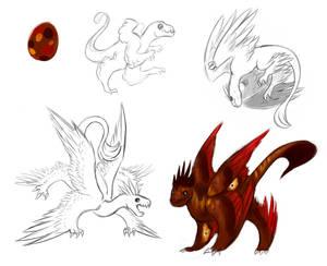 Hexatarex Dragons