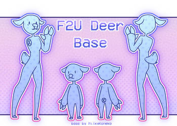 F2U Deer Base!