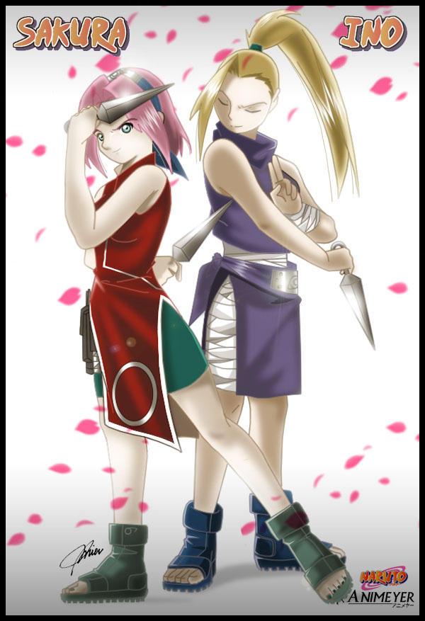 صور لبرنامج ناااااروتو  خطير Sakura_and_Ino_by_spade13th