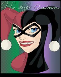 Harley Quinn - Redraw