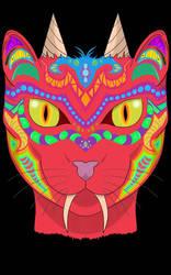 Demon Cat - Color