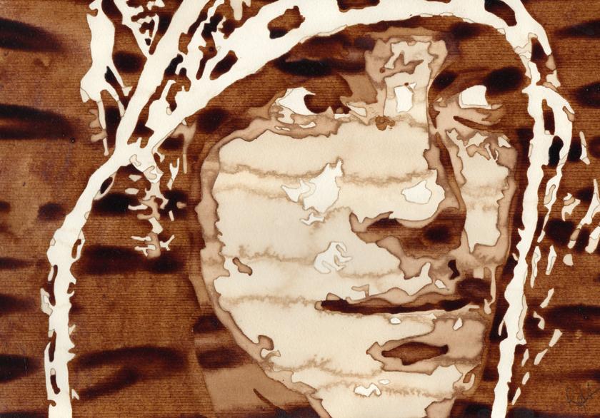 Manu Chao by watercoloralcaffe