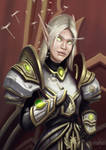 The Daydreaming Paladin by Galder