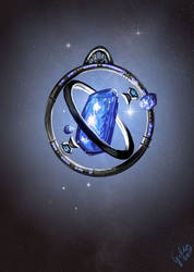The Starseeker Pendant by Galder