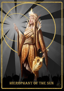 Hierophant of the Sun