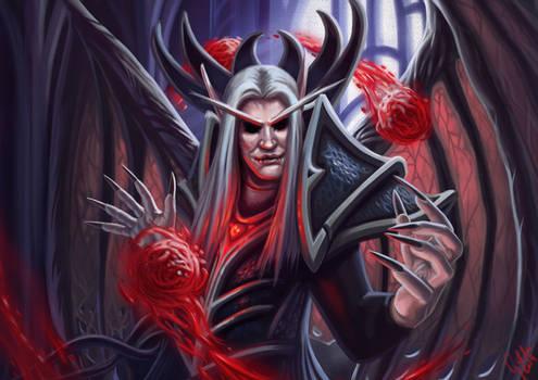 Blood King Kael'Thas Sunstrider