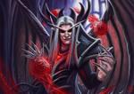 Blood King Kael'Thas Sunstrider by Galder