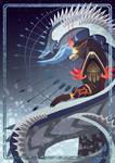 The Tamer of Beasts - Patreon reward by Galder