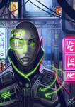 High-Tech Security by Galder