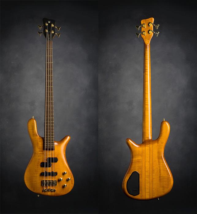 Warwick Bass Guitar Wallpaper
