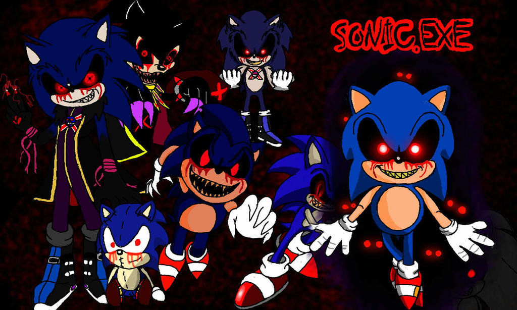 Group of Sonicexe Wallpaper By Kedezign
